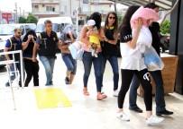 KıRGıZISTAN - Alanya'da Fuhuş Operasyonuna 5 Tutuklama