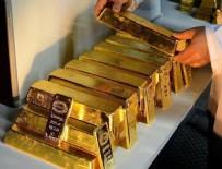 ALTIN FİYATI - Altın ithalatı ilk 5 ayda 152,7 ton oldu