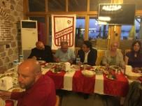 PAŞALIMANı - Ayvalıkgücü Belediyespor'dan İftar
