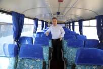 MERCEDES - Başbakan Yıldırım'ın Otobüsü Talas'ta