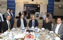 ABDULLAH ÖZER - Başkan Akgül, Federasyon Ve Derneklerle İftarda Buluştu