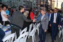 MUSTAFA YEL - Başkan Demircan, Çorlulular İle İftar Yaptı