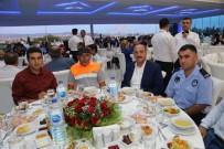 PEMBE KÖŞK - Başkan Duruay, Belediye Personeli İle İftar Sofrasında Buluştu