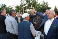 SEFAI - Başkan Kocamaz Açıklaması 'Çok Daha Güçlü Bir Türkiye'de Buluşmak En Büyük İdealimiz'