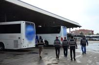OTOBÜS TERMİNALİ - Bayramda Alınacak Güvenlik Tedbirleri 81 İle Gönderildi