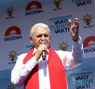 Binali Yıldırım Açıklaması 'CHP'nin İki Tane Genel Başkanı Var'