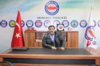 BURHAN ÇAKıR - Birlik-Haber Sen Erzincan'da Yeniden Yetkili Sendika Oldu