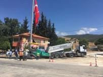 GÜLTEKİN UYSAL - Büyükşehir Ataeymir'e Hizmetlerini Sürdürüyor