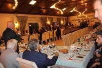 MEHMET SEKMEN - Büyükşehir Belediyesinden Basın Mensuplarına İftar Yemeği
