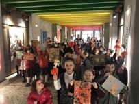 BAĞLAMA - Büyükşehir, Çocuk Sanat Merkezi'yle 6 Bin 863 Öğrenciye Ulaştı