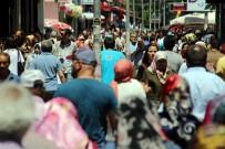 KADAYıF - Çarşı-Pazarda Bayram Hareketliliği