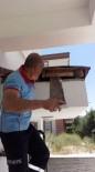 NEVŞEHİR BELEDİYESİ - Çatı Katında Sıkışan Yavru Kediyi İtfaiye Kurtardı
