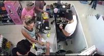 CIKCILLI - Cep Telefonu Hırsızlığı Güvenlik Kamerasında