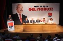 AKİF HAMZAÇEBİ - CHP Genel Başkanı Kılıçdaroğlu Kentsel Dönüşüm Mağdurlarıyla Buluştu