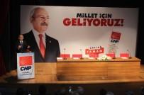 İNSANOĞLU - CHP Lideri Kılıçdaroğlu Açıklaması 'Ülkenin Yorgun İnsanlara Değil, Genç Dinamik Yöneticilere İhtiyacı Var'
