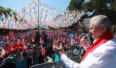 'CHP'nin iki genel başkanı var'