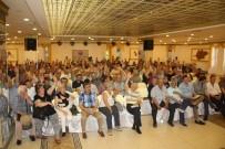 HÜSEYİN BAŞARAN - Çorlu Sanayi Sitesi'nde Dobrucalı 7. Kez Güven Tazeledi