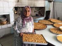 KADAYıF - Eğirdir'de Ev Tatlısı Geleneği Sürüyor