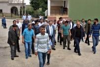 ALATOSUN - Ensarioğlu Seçim Çalışmasını Sürdürüyor
