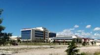 KAPALI ALAN - Erciş Devlet Hastanesi Yeni Binasında Hizmet Vermeye Başladı
