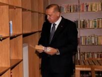 ESKİŞEHİR VALİSİ - Erdoğan'dan Tiryakizade Kıraathanesi'ne Ziyaret