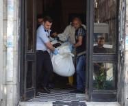 TUNUS - Fatih'te Korkunç Ölüm