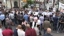 RAMALLAH - Gazze'ye Uygulanan Yaptırımların Kaldırılması İçin Protesto Gösterisi Düzenlendi