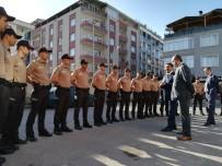 MUSTAFA GÜLER - Gebze'de 21 Çarşı Ve Mahalle Bekçisi Göreve Başladı