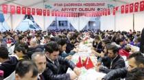 RAMAZAN KOLİSİ - Görevlendirme Yapılan Belediyelerden 180 Bin Kişiye İftar