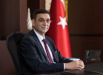 11 AYıN SULTANı - GSO Yönetim Kurulu Başkanı Adnan Ünverdi Ramazan Bayramı'nı Kutladı