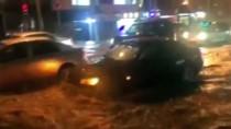 FELAKET - Gürcistan'da Şiddetli Yağış