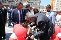 HALKBANK - Halkbank Çocuklara Bayram Hediyesi