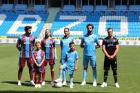 MANKENLER - İşte Trabzonspor'un yeni formaları