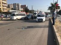 TÜPRAŞ - İzmir'de Trafik Kazası Açıklaması 1 Yaralı