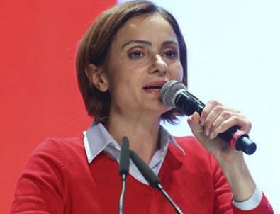 Canan Kaftancıoğlu'ndan Saadet Partili adaya övgü