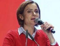 Canan Kaftancıoğlu - Canan Kaftancıoğlu'ndan Saadet Partili adaya övgü