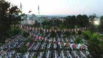 AYHAN DURMUŞ - Kartepe'de 6 Bin Kişi Kent İftarında Buluştu