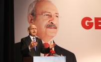 AHMET NECDET SEZER - Kılıçdaroğlu'ndan Danıştay Üyesi Demirel'e Tepki