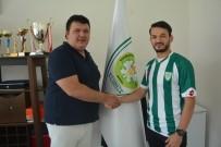 ŞANLıURFASPOR - Manisa Büyükşehir'den Orta Saha Transferi