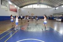 HENTBOL - Mersin Büyükşehir Belediyesi'nin Spor Kursları Başladı