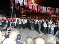 TERAVIH NAMAZı - MHP İl Başkanı Avşar'ın Seçim Gezileri