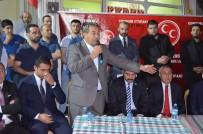 MHP'li Fendoğlu'nun Seçim Çalışmaları
