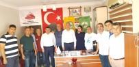 İBRAHIM AYDıN - Milletvekili Aydın Açıklaması 'Döşemealtı'nı Turizm Geliştirecek'