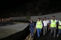 ATAY USLU - Milletvekili Uslu, Antalya- Kumluca Yolunu İnceledi