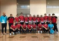 AHMET ŞAHIN - Milli Judocular Güney Kore'den Japonya'ya Geçti