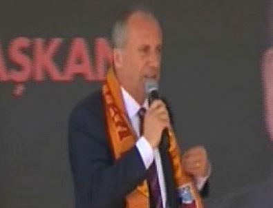 Muharrem İnce'den HDP bayrağı açıklaması