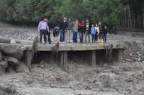 KARAKALE - Muş'ta Sel Faciası Açıklaması 1 Ölü