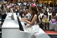 AHMET ATAÇ - Piyanistliğe İlk Adımı Attılar
