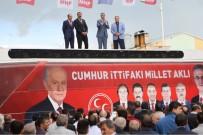 PAZAR ESNAFI - Prof. Dr. Aydın Açıklaması 'Hainlerin Oyununu Bozan Milliyetçi Harekettir'