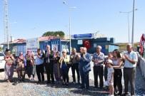 NE VAR NE YOK - Şalgamlı Mahallesi'nde Atıksu Arıtma Tesisi Törenle Hizmete Açıldı